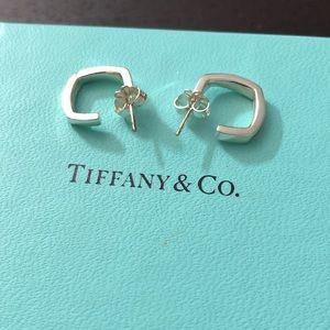 Tiffany & Co. Jewelry - Tiffany & Co. Frank Gehry Torque Hoop Earrings